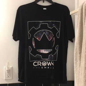 Large Crown the Empire tee